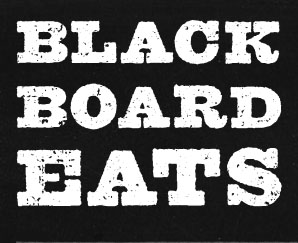 Blackboard Eats